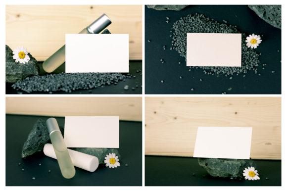 Beauty Business Card Mockup Graphic Product Mockups By dumitrasconiu.design - Image 2