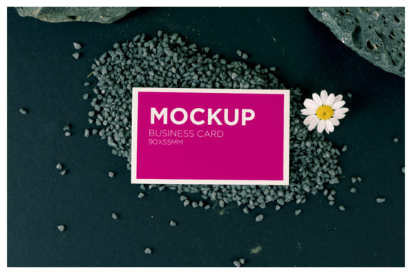 Beauty Business Card Mockup Graphic Product Mockups By dumitrasconiu.design - Image 3
