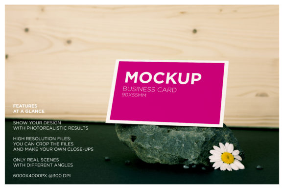 Beauty Business Card Mockup Graphic Product Mockups By dumitrasconiu.design - Image 5