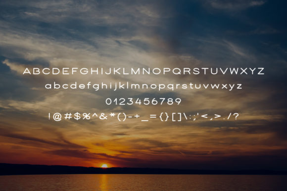 Print on Demand: Bedon Next Display Font By Spanking Fonts - Image 5