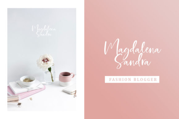 Print on Demand: Bellatrone Script & Handwritten Font By saridezra - Image 2