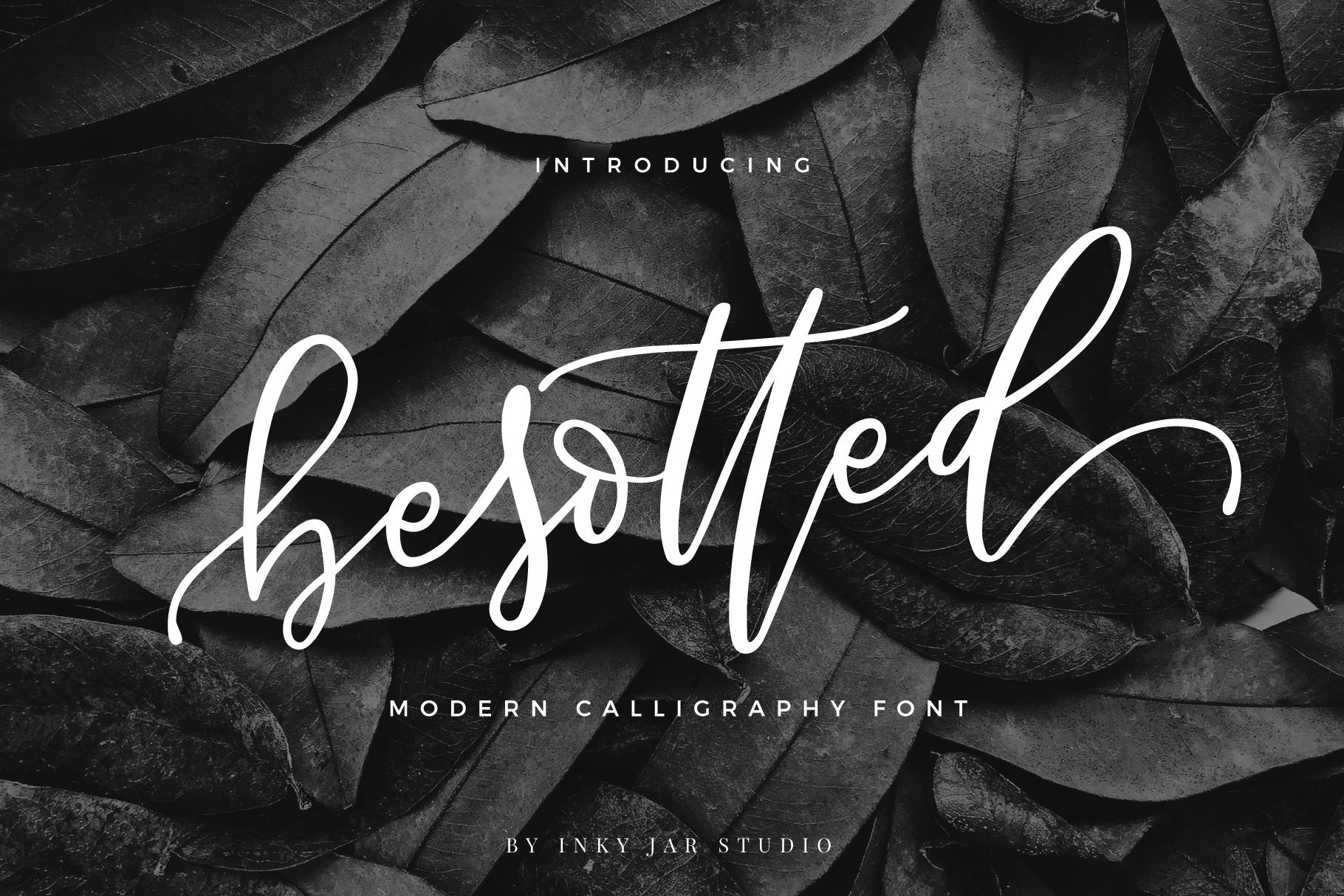 Download Free Besotted Script Font By Inkyjar Creative Fabrica for Cricut Explore, Silhouette and other cutting machines.