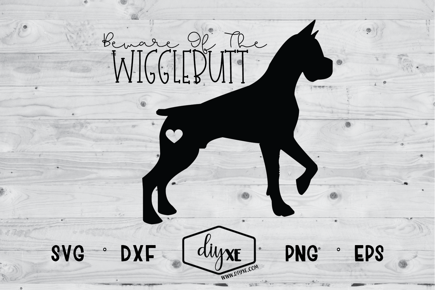Download Free Beware Of The Wigglebutt Grafico Por Sheryl Holst Creative Fabrica for Cricut Explore, Silhouette and other cutting machines.
