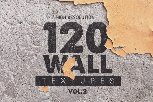 Bundle Wall Textures Vol2 X120 Graphic Textures By SmartDesigns