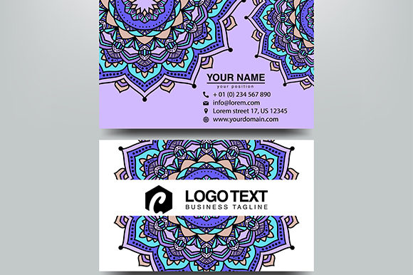 Business Card Graphic Free Download
