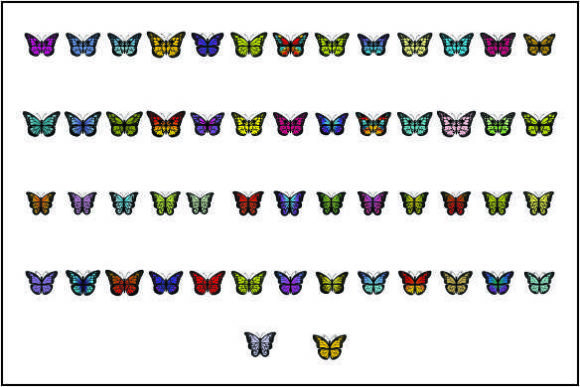 Butterfly Logos Graphic Logos By deniprianggono78