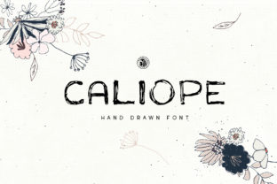 Caliope Font By webvilla