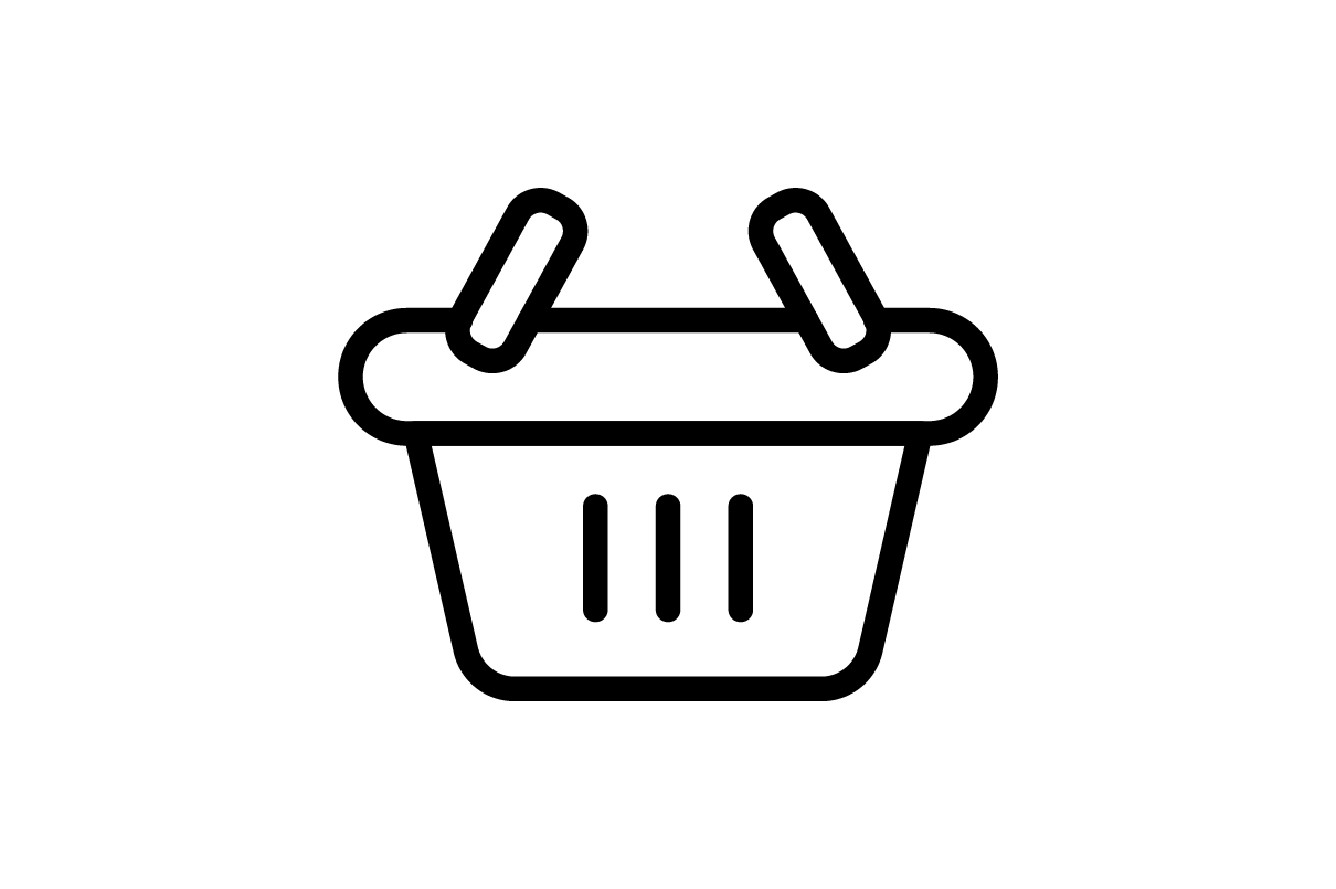Download Free Cart Icon Graphic By Ahlangraphic Creative Fabrica for Cricut Explore, Silhouette and other cutting machines.
