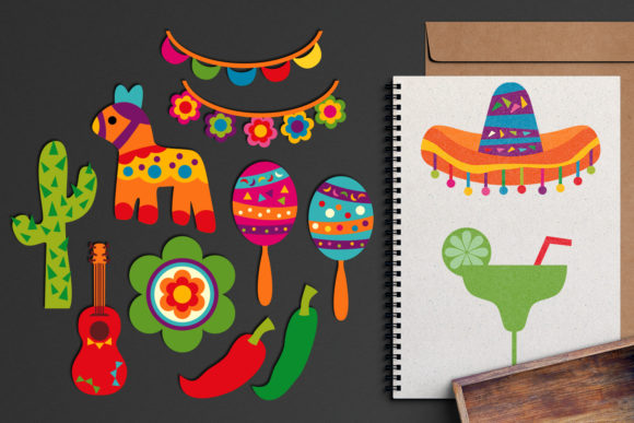Print on Demand: Cinco De Mayo Graphic Illustrations By Revidevi
