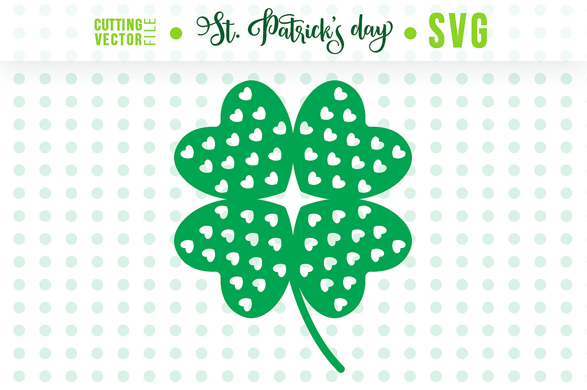 Download Free Clover Graphic By Danieladoychinovashop Creative Fabrica for Cricut Explore, Silhouette and other cutting machines.