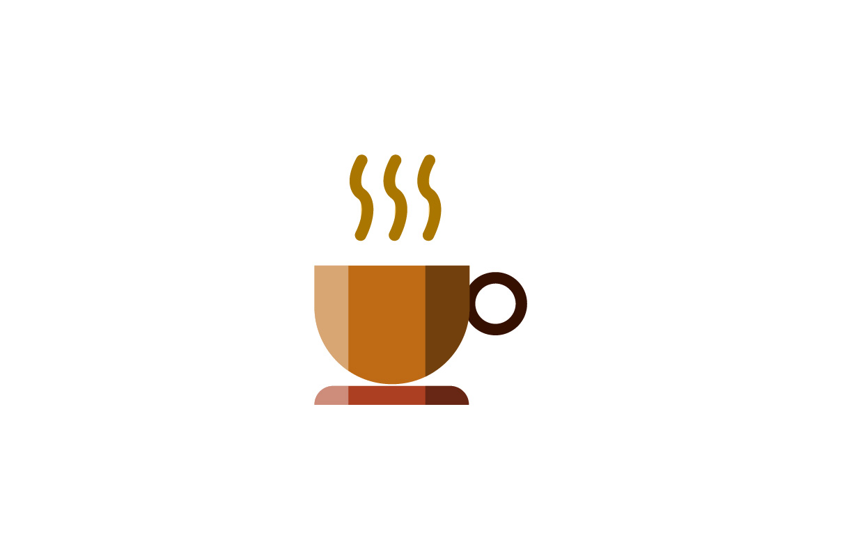 Download Free Coffee Cups Icon Graphic By Kanggraphic Creative Fabrica for Cricut Explore, Silhouette and other cutting machines.