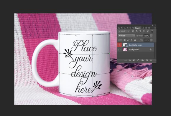Download Free Coffee Mug Pink Mockup Graphic By Leo Flo Mockups Creative Fabrica for Cricut Explore, Silhouette and other cutting machines.