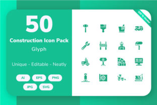 Construction - Glyph Graphic By Icon Stale