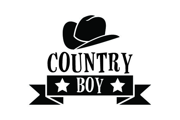 Country Boy Craft Design By Creative Fabrica Crafts