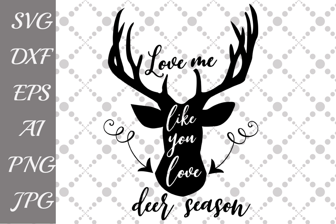 Download Free Deer Silhouette Graphic By Prettydesignstudio Creative Fabrica for Cricut Explore, Silhouette and other cutting machines.