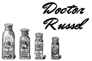 Doctor Russel Font By Intellecta Design