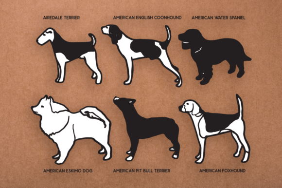 Dog Mega Bundle Graphic By duka Image 2