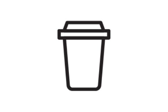 Download Free Drink Cup Icon Graphic By Arus Creative Fabrica for Cricut Explore, Silhouette and other cutting machines.