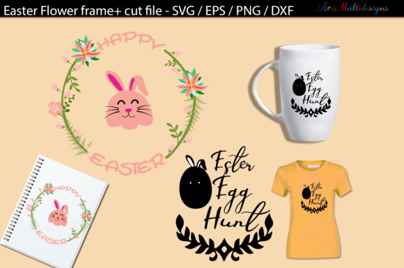 Easter Bundle Graphic By Arcs Multidesigns Image 12