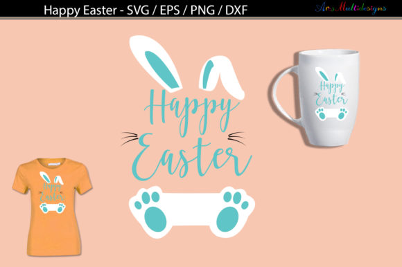 Easter Bundle Graphic By Arcs Multidesigns Image 16
