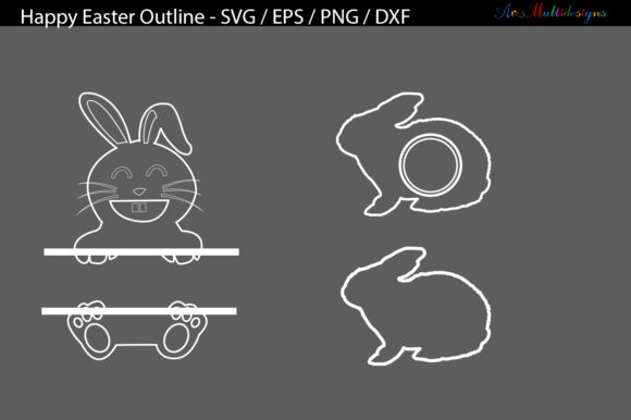 Easter Bundle Graphic By Arcs Multidesigns Image 8