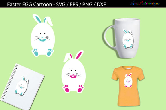 Easter Bundle Graphic By Arcs Multidesigns Image 10