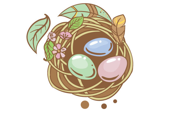 Download Free Easter Eggs Svg Cut File By Creative Fabrica Crafts Creative for Cricut Explore, Silhouette and other cutting machines.