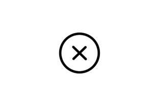 Download Free Error Icon Graphic By Kanggraphic Creative Fabrica for Cricut Explore, Silhouette and other cutting machines.