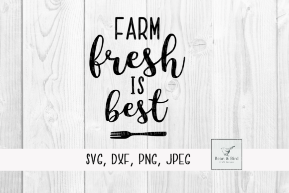 Print on Demand: Farm Fresh is Best Graphic Crafts By Jessica Maike