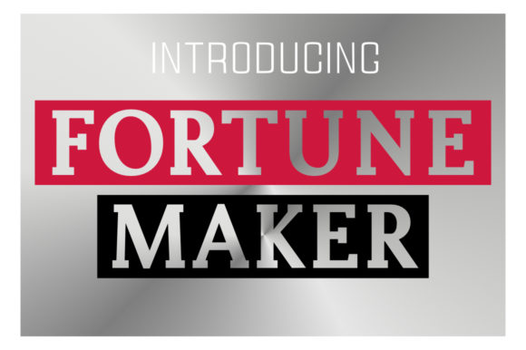 Print on Demand: Fortune Maker Serif Font By Epiclinez