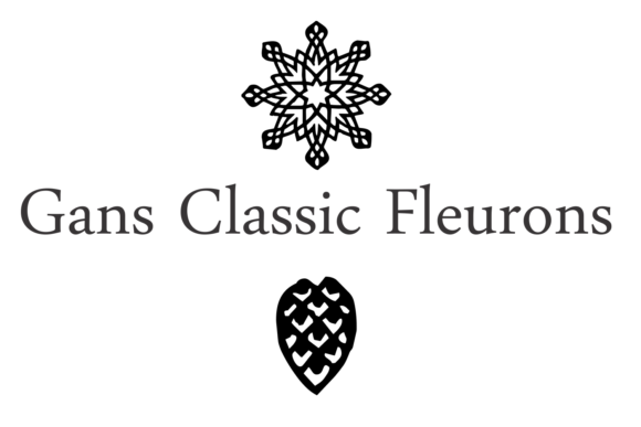 Print on Demand: Gans Classic Fleurons Dingbats Font By Intellecta Design