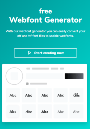 Download Free How To Convert Fonts Into Webfonts Creative Fabrica for Cricut Explore, Silhouette and other cutting machines.