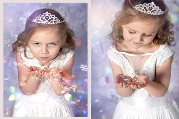 Print on Demand: Glitter Effect Photo Overlays Graphic Layer Styles By MixPixBox - Image 5