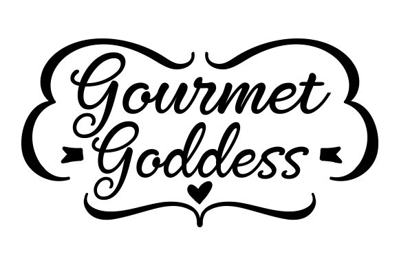 Gourmet Goddess Craft Design By Creative Fabrica Crafts Image 1