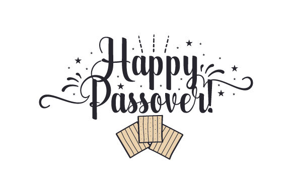 Happy Passover! Jewish Craft Cut File By Creative Fabrica Crafts