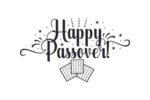Happy Passover! Jewish Craft Cut File By Creative Fabrica Crafts - Image 2