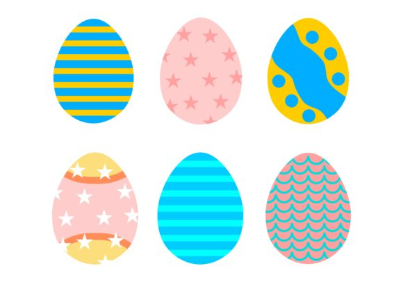 Happy Easter, Egg Logo Vector Graphic Logos By 2qnah