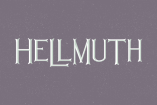 Hellmuth Family Font By laurenashpole
