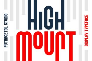 High Mount Font By putracetol