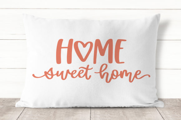 Home Sweet Home Graphic Crafts By jordynalisondesigns - Image 2