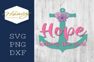Hope SVG Graphic By The Honey Company