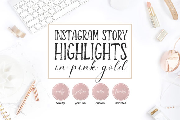 Instagram Highlight Covers Graphic Icons By switzershop - Image 1