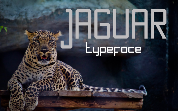 Jaguar Sans Serif Font By Asyan Design