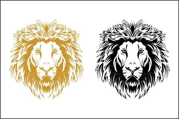 Lion Logo Graphic Logos By deniprianggono78