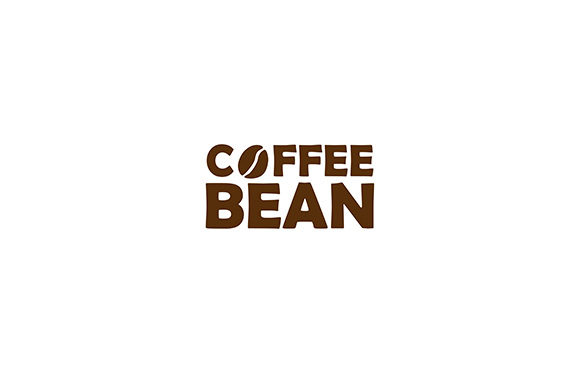 Logo Coffee Beans. Graphic Logos By indostudio