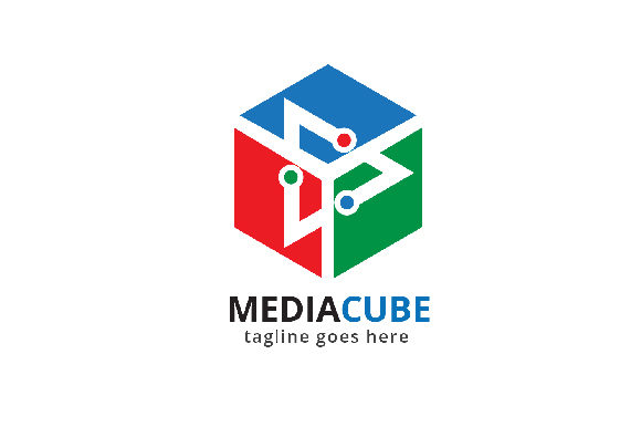 Media Cube Graphic Logos By da_only_aan - Image 2