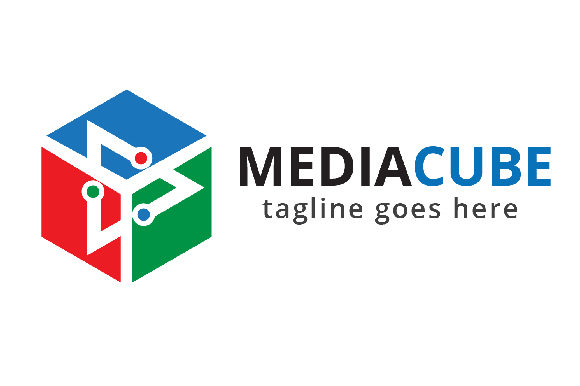 Media Cube Graphic Logos By da_only_aan - Image 3