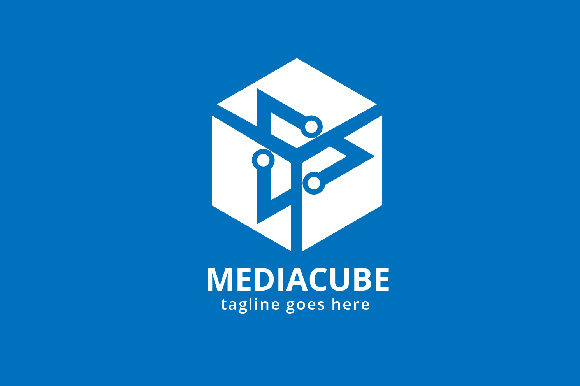 Media Cube Graphic Logos By da_only_aan - Image 4