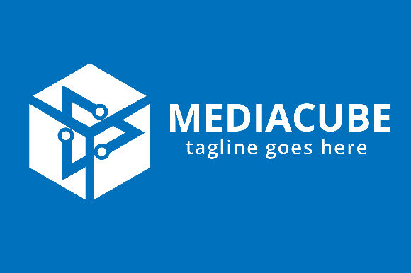 Media Cube Graphic Logos By da_only_aan - Image 5