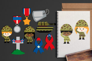 Memorial Day Graphic By Revidevi
